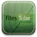 filestube, green, eco DarkSlateGray icon