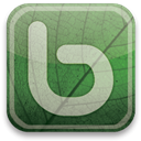 green, eco, Bebo DarkSeaGreen icon