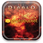 diablo, photobucket Black icon