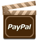 paypal, movie Maroon icon