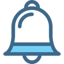 notification, Tools And Utensils, Bell Ring, signs, ring, Calling DarkSlateBlue icon