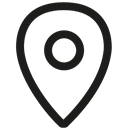 signs, placeholder, Map Point, Gps, map pointer, Map Location Black icon