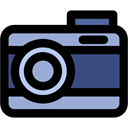 photo camera, photography, technology, Camera, photo, photograph Black icon