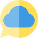 Cloud, healthy, Dream, speech bubble, Sleeping Khaki icon