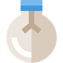 Light bulb, Idea, illumination, invention, electricity, technology LightGray icon