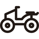 transport, Motorbike, Bike, quad, transportation, Motorcycle Icon
