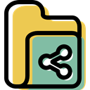 file storage, storage, Data Storage, interface, Office Material, Business, Folder SandyBrown icon