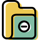 interface, Office Material, file storage, Business, storage, Data Storage, Folder SandyBrown icon