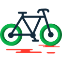 vehicle, cycling, transport, sports, exercise, Bike, Bicycle, sport Black icon