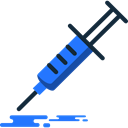 syringe, vaccine, medical, Tools And Utensils, Health Care, pet, Veterinarian Icon
