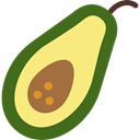 vegetarian, Healthy Food, Avocado, Fruit, food, vegan, organic, diet DarkOliveGreen icon
