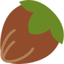 food, organic, natural, nature, Seeds, Hazelnut, Nuts, nut, seed, Just Icons, Hazelnuts Sienna icon