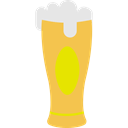 Bar Icons, beverage, drinks, drink, food, Beverages, beer, glass Icon
