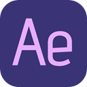 Edition, interface, adobe, after effects, program, editor, Edit, software DarkSlateBlue icon
