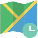 Map, Orientation, position, Geography, interface, location, placeholder, Maps And Flags MediumSeaGreen icon