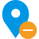 Maps And Flags, signs, placeholder, interface, map pointer, pin, Map Point, Map Location DodgerBlue icon