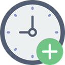Wait, interface, timer, Chronometer, Tools And Utensils, time, stopwatch WhiteSmoke icon