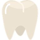 medical, tooth, Dentist, molar AntiqueWhite icon