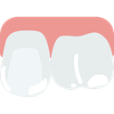 dental, Dentist, mouth, Teeth, medical Lavender icon