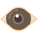 Ophthalmology, Spiral, Body Parts, random, medical, vision, iris, Eyes, Eye Icon