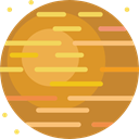 mars, Astronomy, planet, science, solar system Peru icon