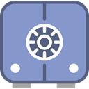 security, Business, Money, Safebox, Tools And Utensils, Bank MediumPurple icon
