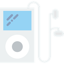 technology, Company, music player, ipad, ipod, Device, Computer, Multimedia, music, Apple WhiteSmoke icon