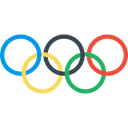 Ancient, Olympic Games, greek, sports, Greece Icon