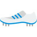 fashion, footwear, Sportive, Boot, grass Black icon