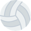 volleyball, sports, team, equipment, Sport Team WhiteSmoke icon