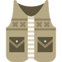 Clothes, Fishing Vest, Camping, fashion Icon