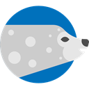 Animals, seal, zoo, wildlife, Animal Kingdom, mammal LightGray icon