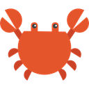 Animal Kingdom, Crab, wildlife, Animals, zoo Icon