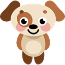 Animal Kingdom, dog, Animals, pet Bisque icon