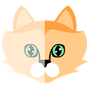 Animals, Feline, domestic, Animal Kingdom, pet, Cat, kitty BlanchedAlmond icon