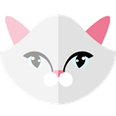 Animal Kingdom, kitty, Feline, Cat, pet, domestic, Animals Icon
