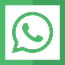Logo, Brand, social media, Whatsapp, Squares, social network MediumSeaGreen icon