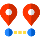 placeholder, pin, position, Map Point, Gps, signs, Map Location, map pointer, Direction, Placeholders Black icon