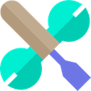 Wrench, Screwdriver, Working, Business, work, tools, repair, Tools And Utensils DarkTurquoise icon
