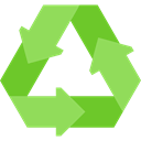 Container, symbol, recycling, environment, signs, nature, Arrows, Arrow Icon