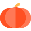 organic, pumpkin, diet, Healthy Food, vegetarian, food, Fruit, vegan Coral icon