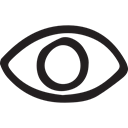 looking, Ophthalmology, medical, optical, vision, Eye, Eyes, look, interface Black icon
