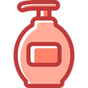 Beauty, Beauty Salon, Lotion, fashion, Grooming Brown icon