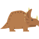 Animals, Extinct, Wild Life, Herbivore, dinosaur, Styracosaurus Peru icon