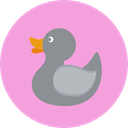 Animals, legend, Folklore, Character, Ugly Duckling, Fairy Tale, Fantasy Plum icon