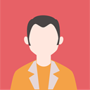 Man, user, Business, Avatar, profile, people IndianRed icon