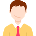 user, people, Business, Avatar, Man, profile Khaki icon