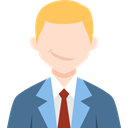 user, Business, Avatar, people, Man, profile Black icon