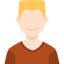 Business, user, Man, profile, Avatar, people Bisque icon