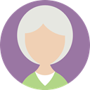 profile, Avatar, woman, user, people, Business Icon